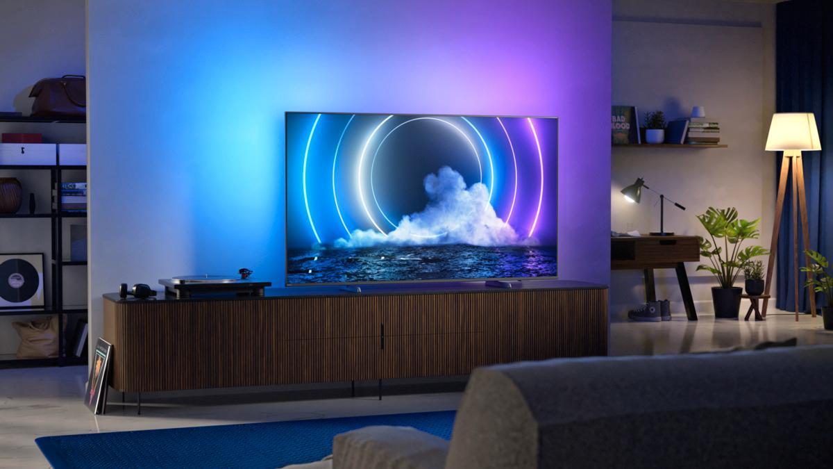 Philips lanserer TV-er med MiniLED