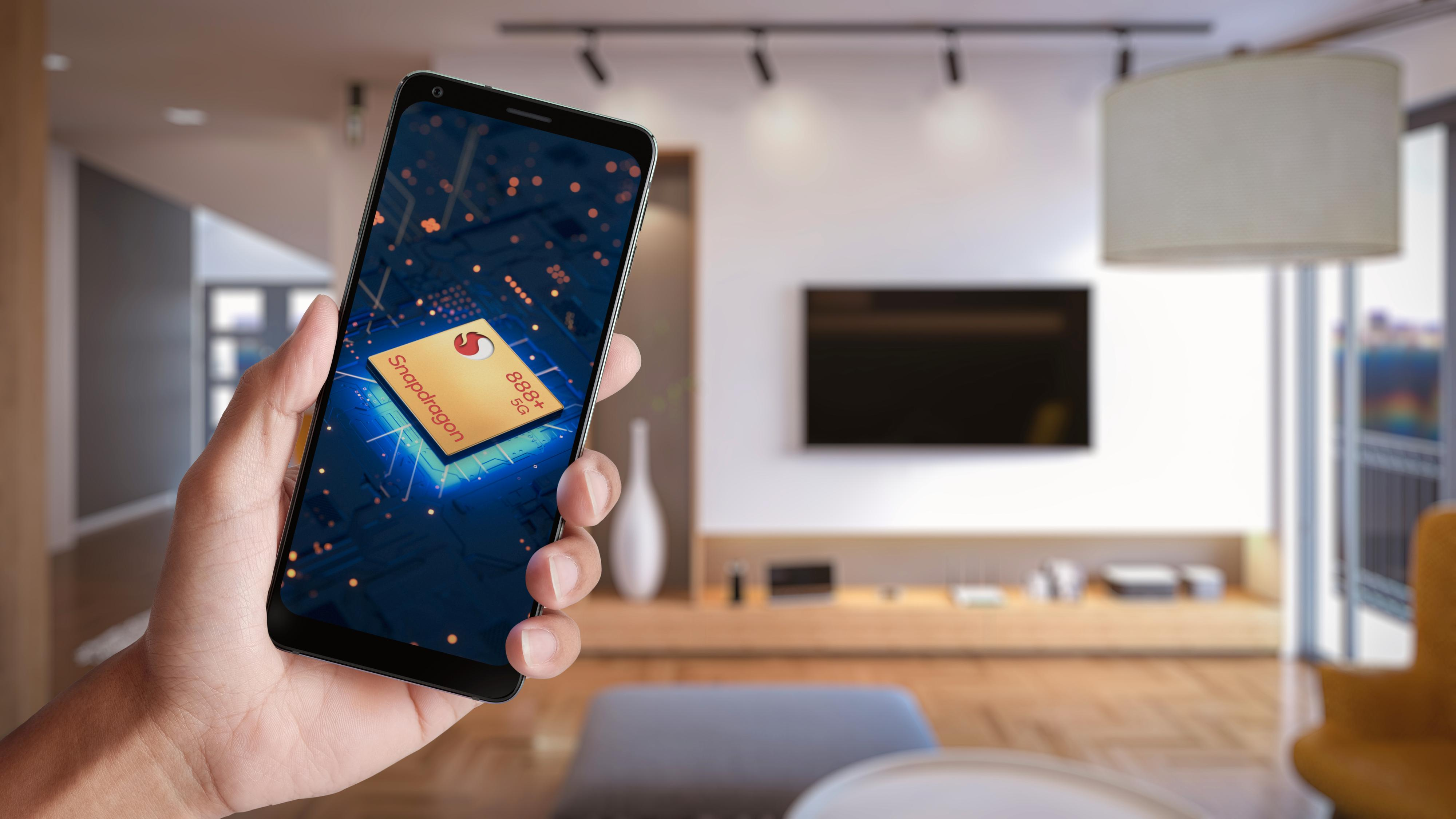 Qualcomm jekker opp ytelsen i sin heftigste mobilprosessor